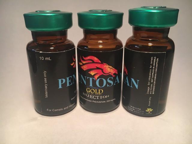 Pentosan Gold - 10 ml | Horse & Camel Supplies