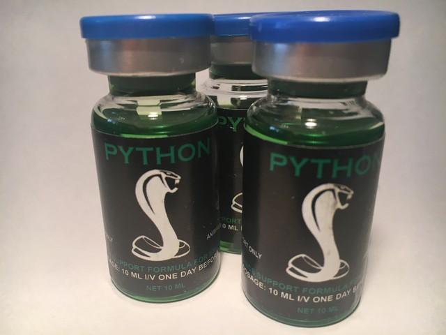 Python - Pre-race Stimulant | Horse & Camel Supplies